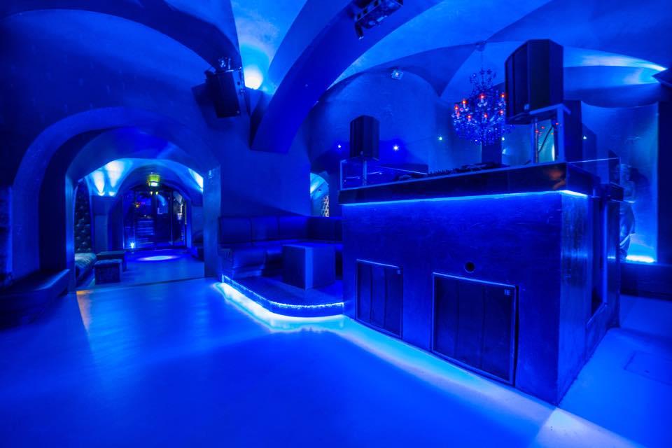 Capodanno Blue Velvet Firenze