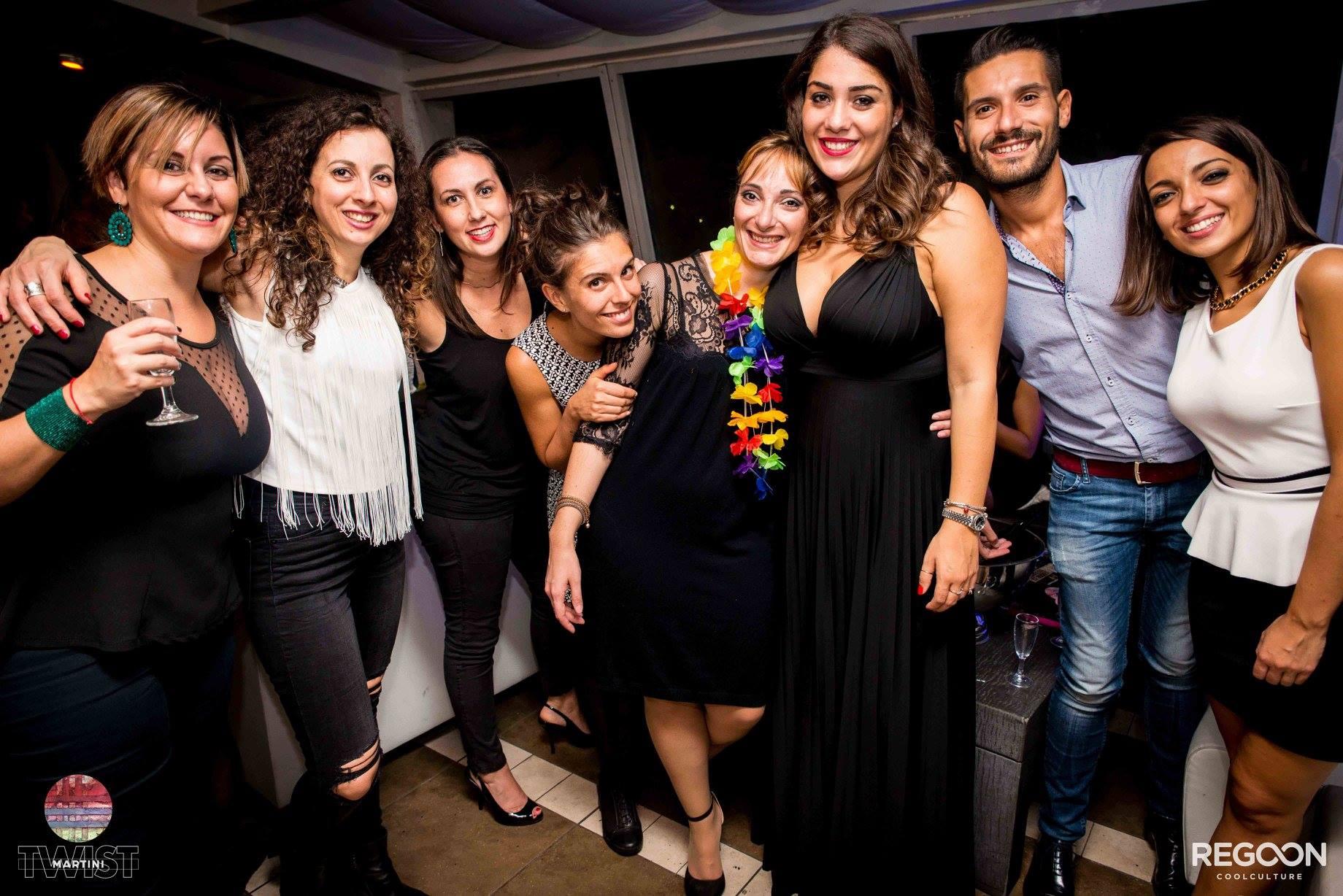 Capodanno Terrazza Twist Martini Firenze