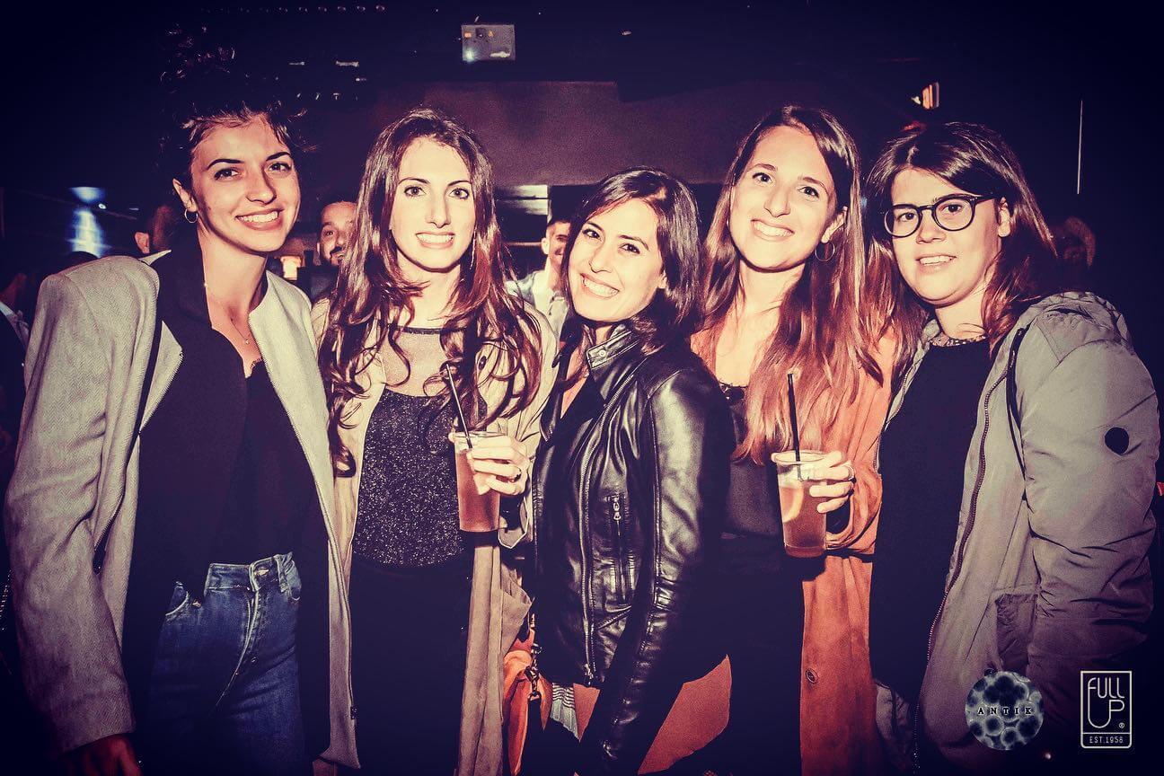 Capodanno Full Up Club Firenze