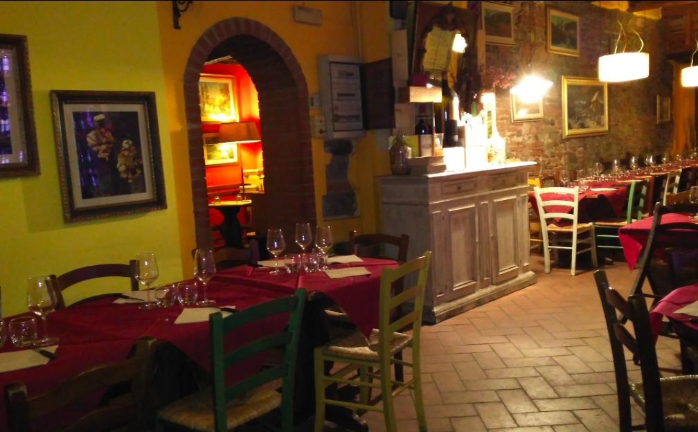 Capodanno Ristorante La Grotta di Leo Firenze