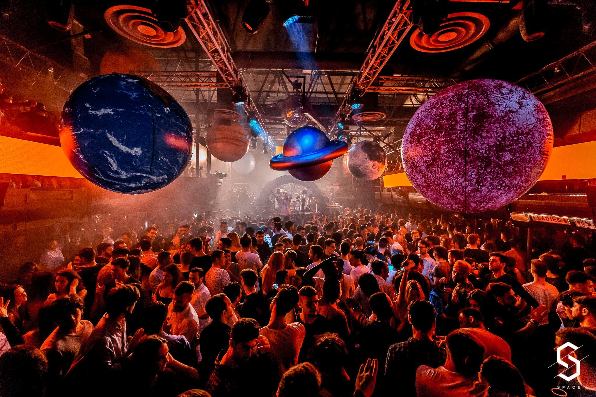 Capodanno Space Club Firenze