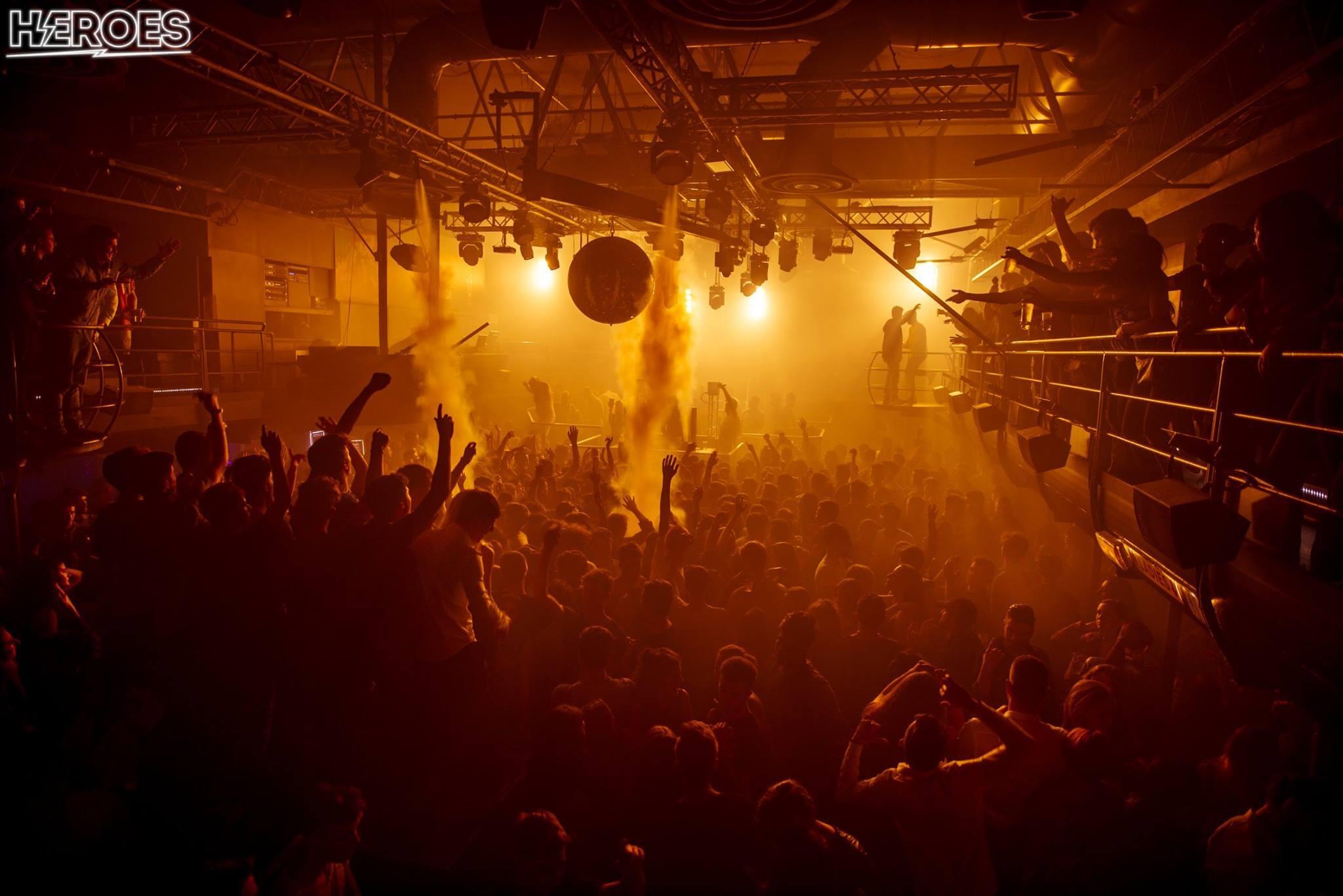 Capodanno Space Club Firenze 10