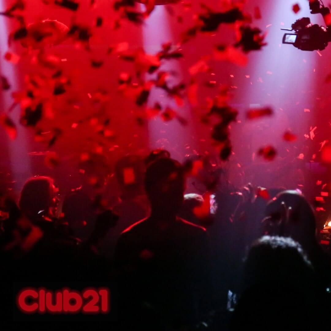 Capodanno Club 21 Firenze