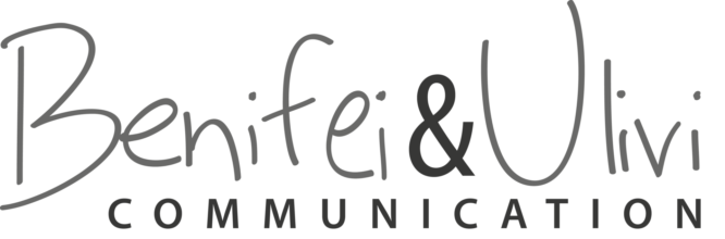 Logo Benifei & Ulivi Communication