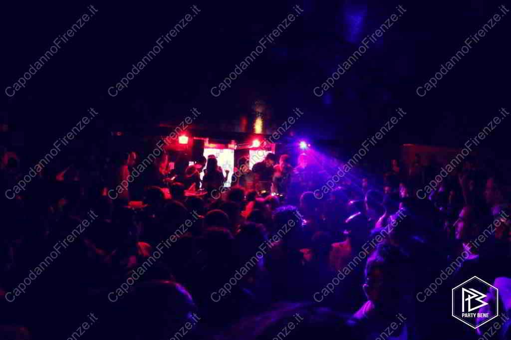Capodanno Babylon Club Firenze