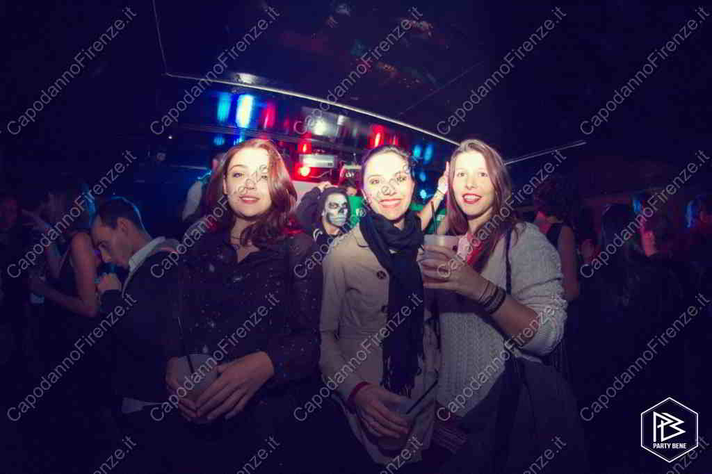 Capodanno Babylon Club Firenze