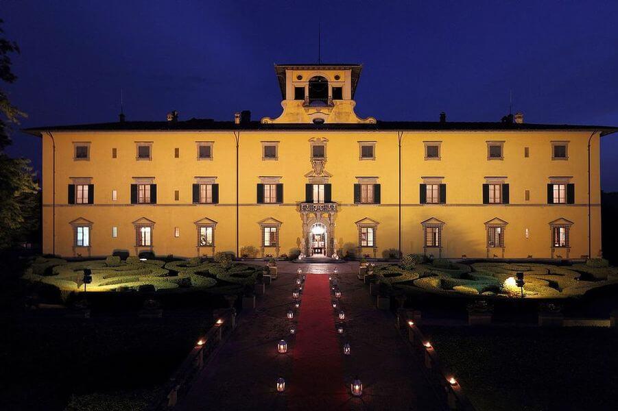 Capodanno Villa Castelletti Signa Firenze