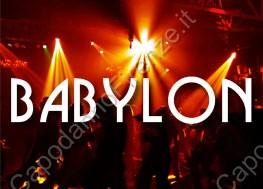 Capodanno Babylon Firenze 2015