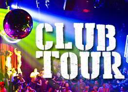 Club Tour (Pink Club + Dolce Zucchero)