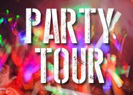Party Tour (TwentyOne + Blue Velvet + Bamboo)