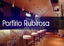 Capodanno Porfirio Rubirosa Firenze 2015