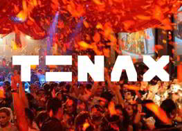 Capodanno Tenax Firenze 2015