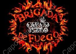 """Capodanno la """"BRIGADA de FUEGO"""" del Circo Nero 2015"""