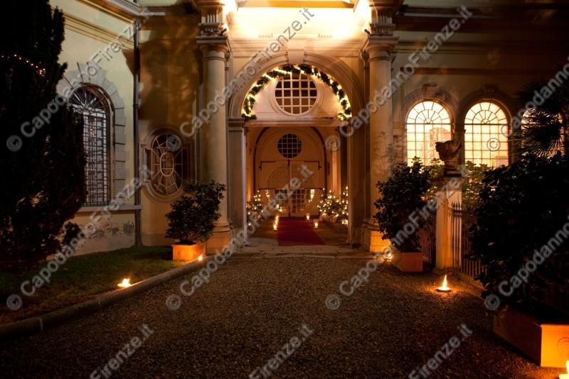 Capodanno A Villa Lucrezia  Napoli